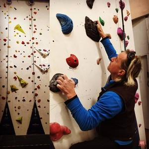 The Reach - Climbing Wall